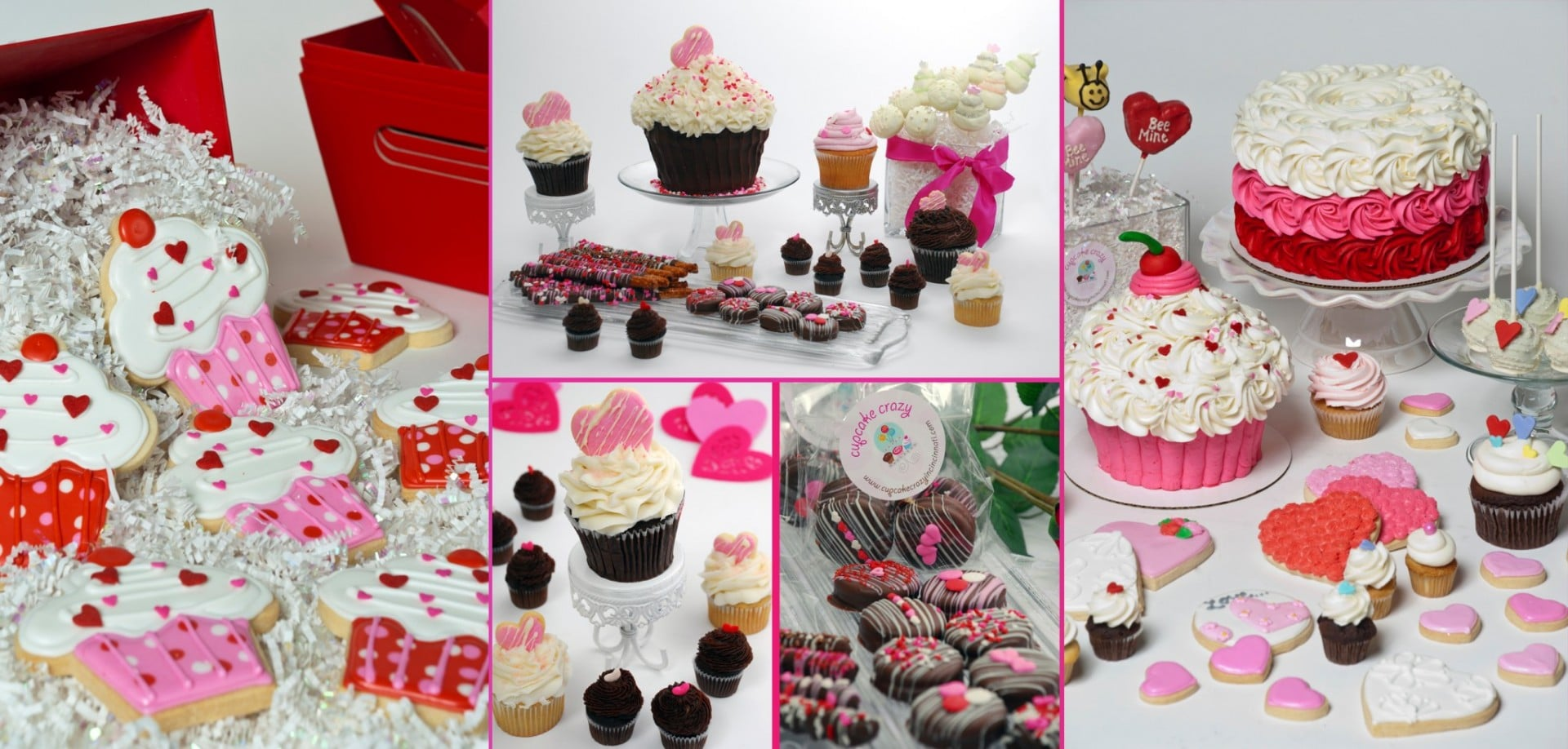Valentines Day Gifts Sweets Products 3 Sweet Girls Cakery